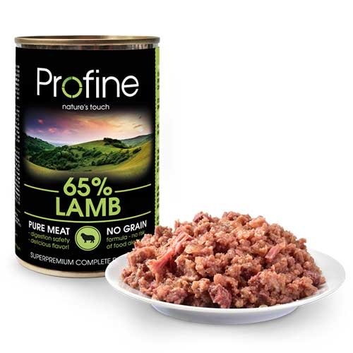 Hondensnack pure meat lam | Profine