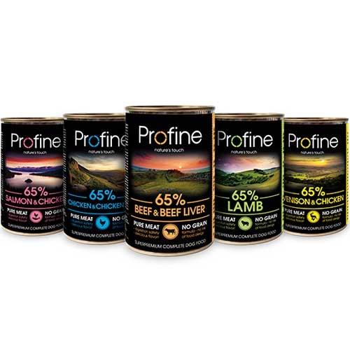 Hondensnack pure meat rund | Profine