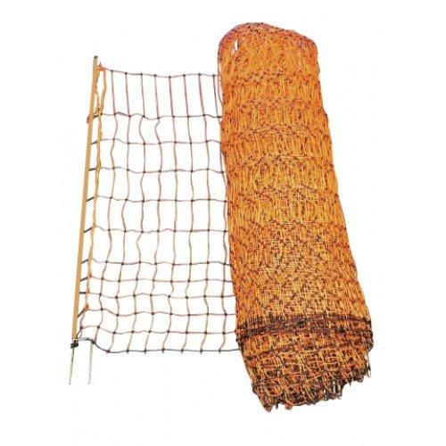 Pluimveenet 50 meter Enkele pen - net