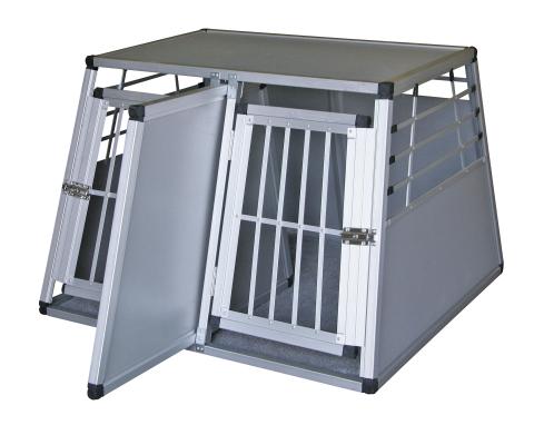 Aluminium Transportbox 2 deuren
