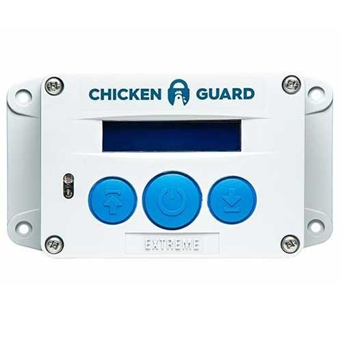 Chicken Guard Extreme met deurkit