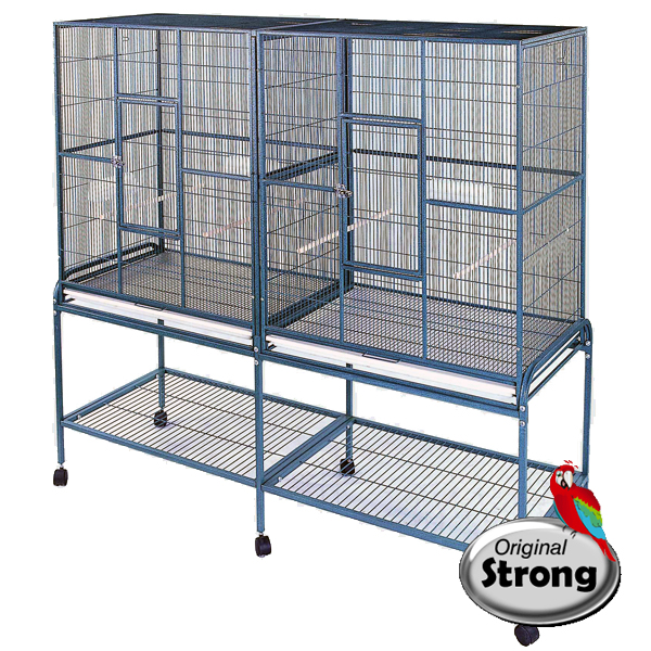 Original Strong Papegaaienkooi Flight Cage Divider