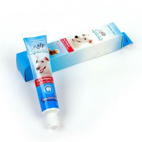 Honden tandpasta Pindakaassmaak
