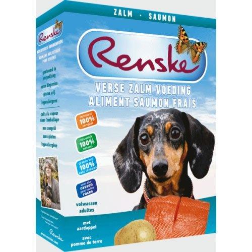 Renske vers Zalm en Aardappel GRAANVRIJ | 395 gram | Natvoer voor de hond