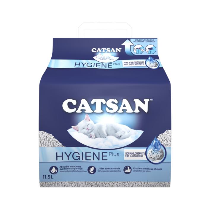 Catsan Hygiene Plus 11,5L
