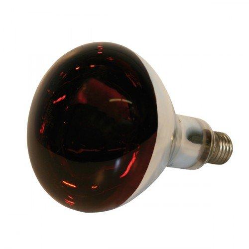 Infraroodlamp 250Watt Euro Farm rood