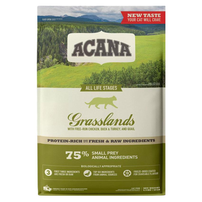 Acana Grasslands Kat 1,8 kilo