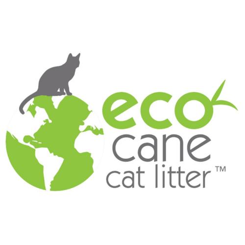 Eco cane kattenbakvulling logo