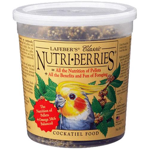papegaaiensnack | Nutri Berries Classic 284gram