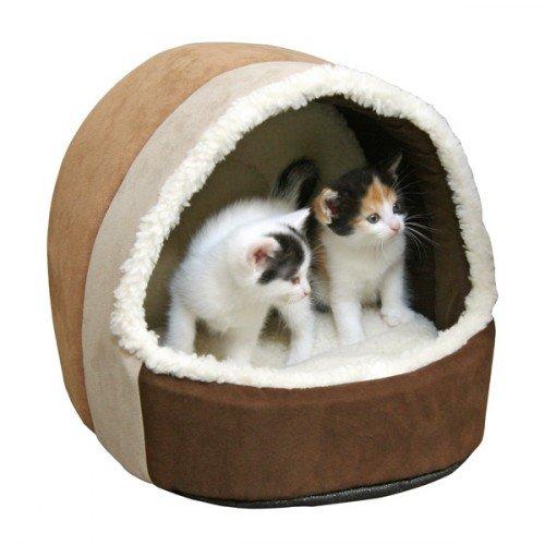 Manden en kussens | Kattenmand Amy | Kussen aan twee zijde te gebruiken