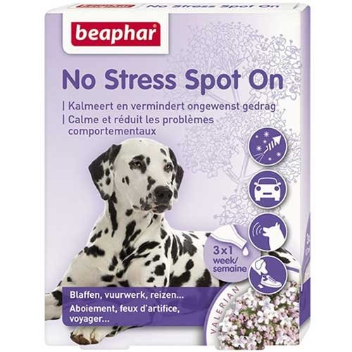Beaphar No Stress Hond | Kalmeert en stimuleert goed gedrag