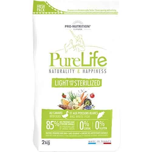 Pro-Nutrition pure life Light en Sterilized