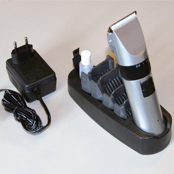 Accu Dierentondeuse Onyx | werkt op een power accu voor extra lange scheertijd