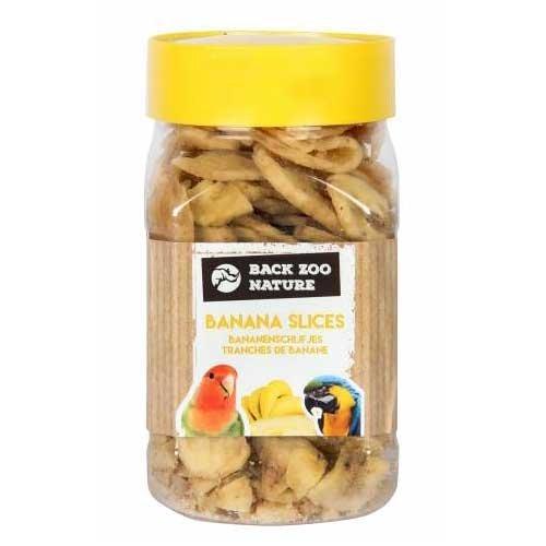 papegaaiensnacks | Bananenchips | Traktatie voor uw vogel