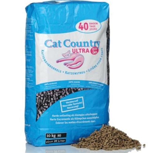 Cat Country strokorrel | 20 liter - 10 kilo