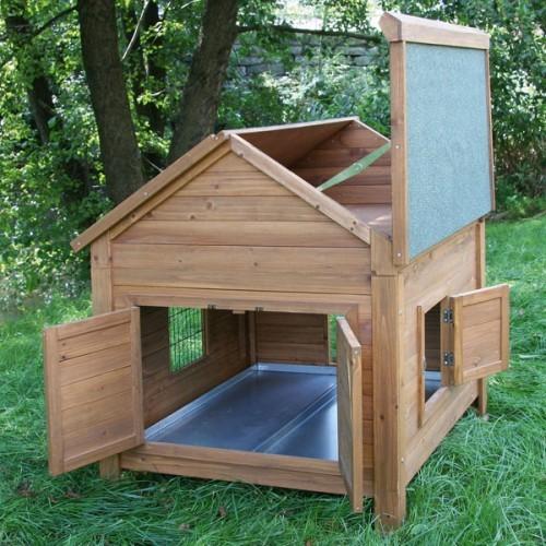 Kippenhokken | Kippenhok Andy 105cm open dak