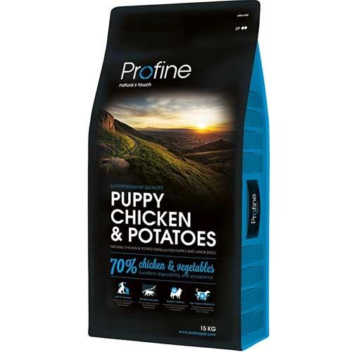 Profine Puppy Kip | Natuurlijk hondenvoer