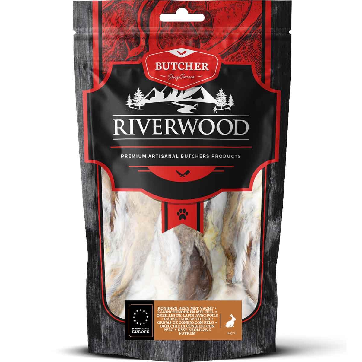 Riverwood Konijnenoren Met Vacht