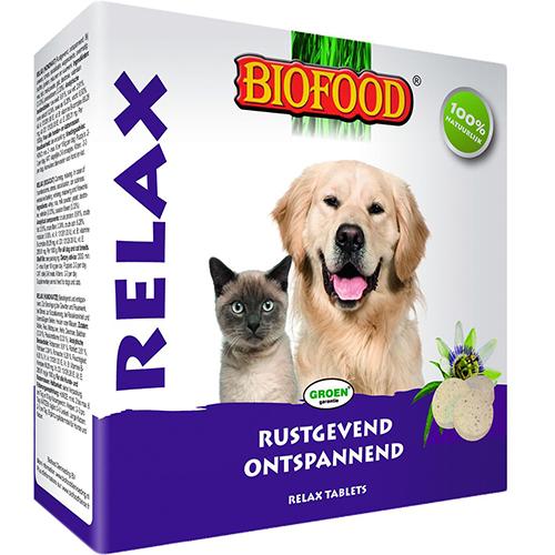 Biofood Relax HondKat