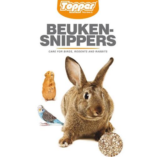Bodembedekking | Topper Beukensnippers Grof 5kg