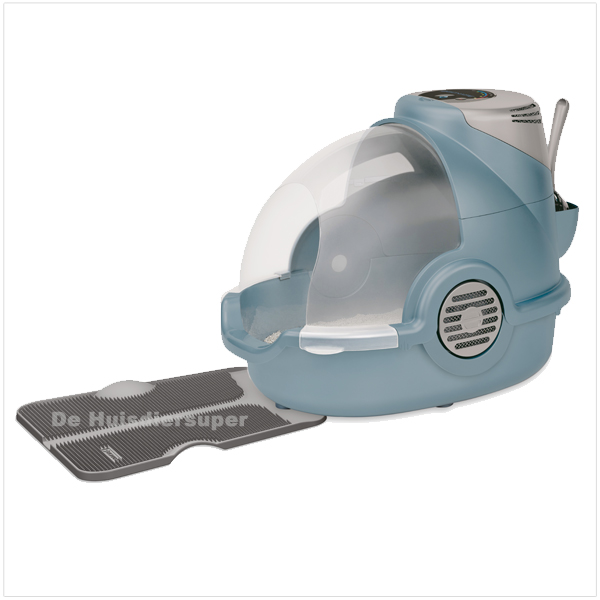 Kattenbak Bionaire - fluisterstille electronische ventilator