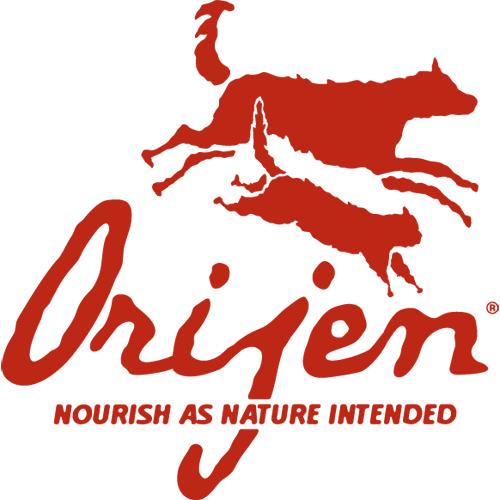 Kattenvoer Orijen logo