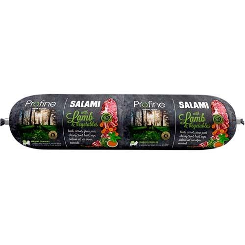 Hondenvoer worst salami lam en groenten | Profine