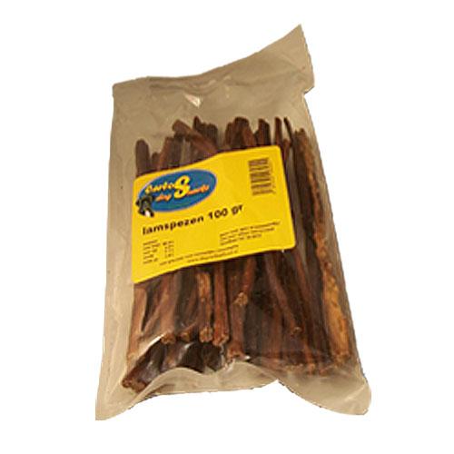Gezonde hondensnacdks | Lamspezen 100 gram