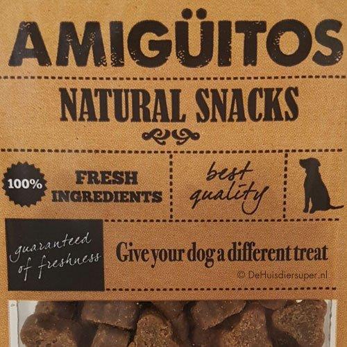 Hondensnack Amiguitos Kip | Glutenvrij