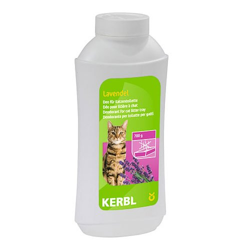 Kattenbak Deodorant Lavendel | Geurverdrijver