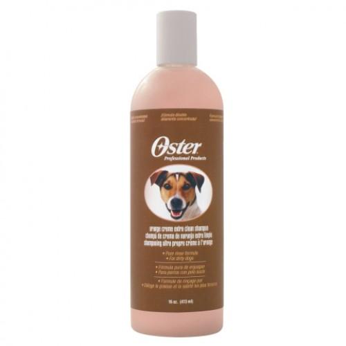 Oster Orange Creme shampoo voor grondige reiniging