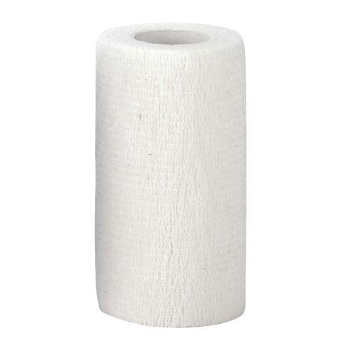 Zelfklevende bandage wit 10cm breed