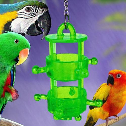 Papegaaienspeelgoed | Nature Instinct Toy | Snack Rack