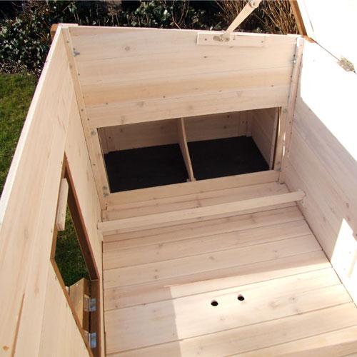 Konijnenhok Animal Farm - Makkelijk op te bouwen