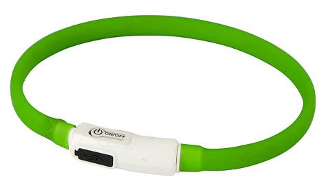 Maxi Safe LED Kattenhalsband groen