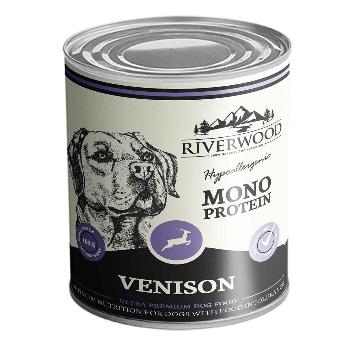 Mono Proteïne Venison