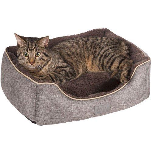 Kattenmanden | Kattenmand Samuel Grijs