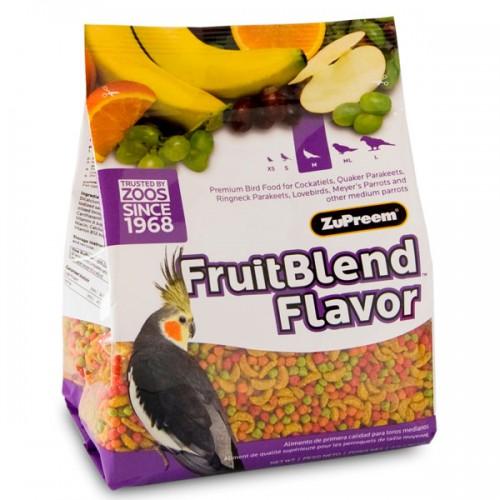 Fruitblend Flavor Medium | Inhoud: 900 gram
