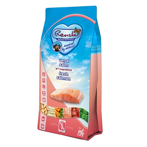 Renske Super Premium Adult Zalm Graanvrij 12kg