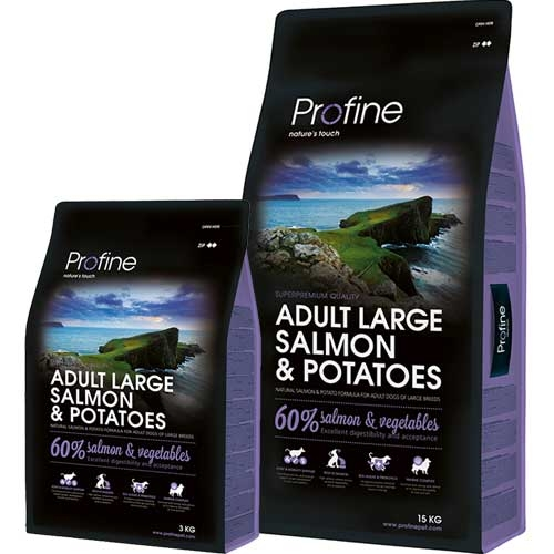 Profine Adult Large Breed Zalm | Graan-arm | Glutenvrij