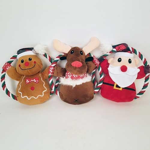 Kerstflossen set 3 stuks