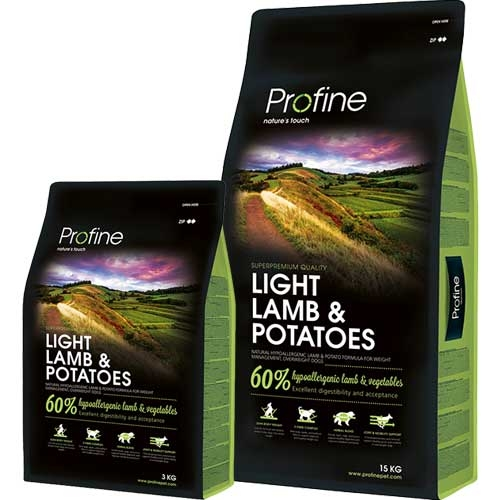 Profine Adult Light Lam