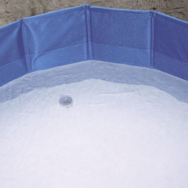 Hondenzwembad - eenvoudig te vullen en te legen