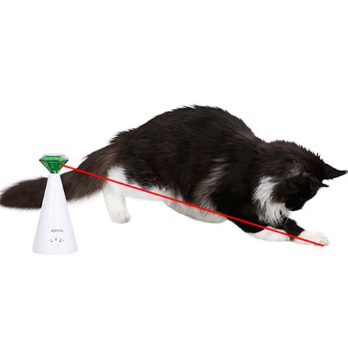 Kattenspeelgoed   Automatisch roterende laser 360 °