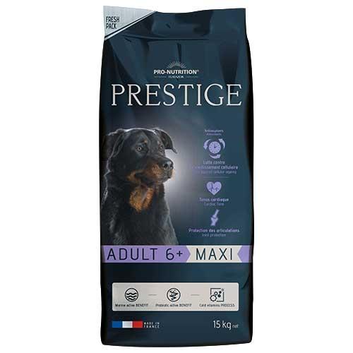 Hondenvoer Prestige Adult Maxi  6+ 15kg| Pro-Nutrition Flatazor