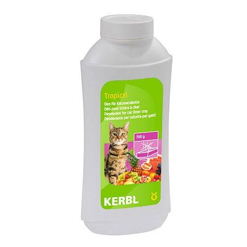 Kattenbak Deodorant Tropical | Geurverdrijver