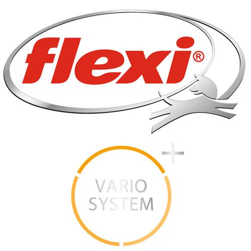 Flexi Soft Stop Belt | Flexi Logo | Goedkoopste in Flexi Rollijnen