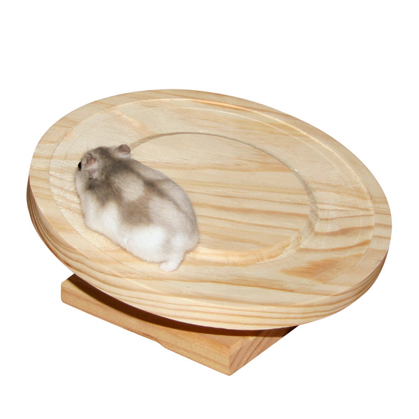 Hamster Reuzenrad 30cm.