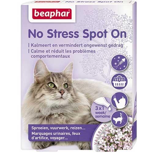 Beaphar No Stress Kat | Kalmeert en stimuleert goed gedrag