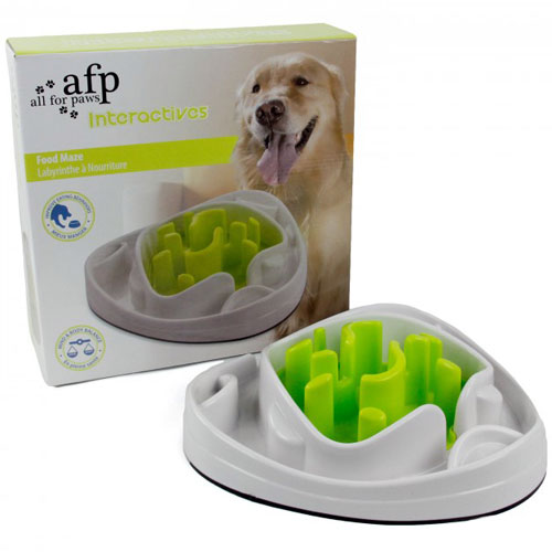 Hondenvoerbakken   All For Paws Food Maze